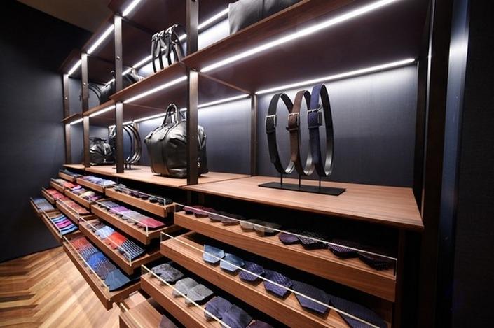 Ferutdin Zakirov представил первый флагманский бутик в центре Милана