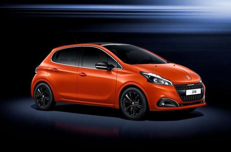 Peugeot 208: агрессивнее и мощнее