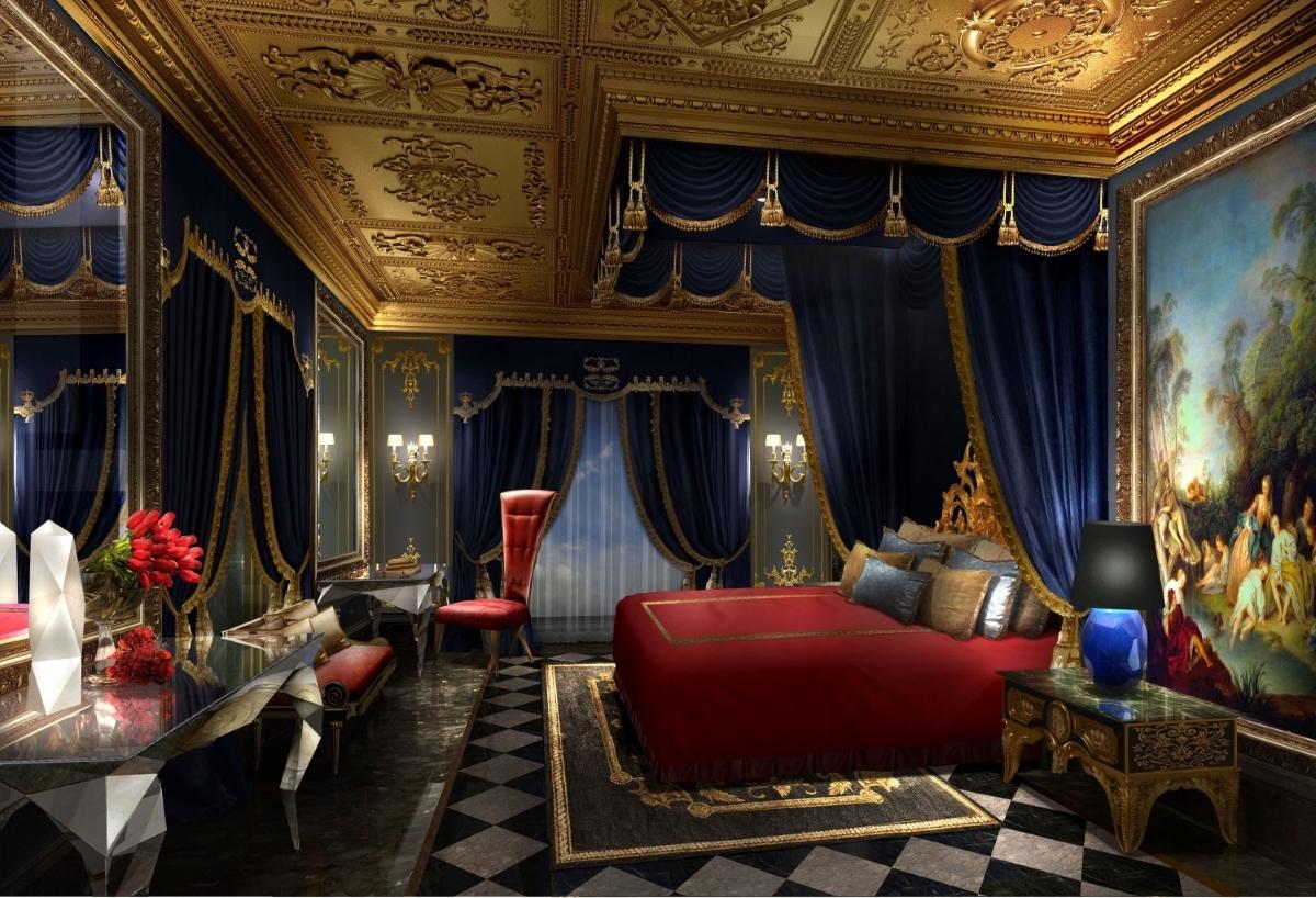 Один из самых роскошных отелей в мире откроется летом 2016 в Макао