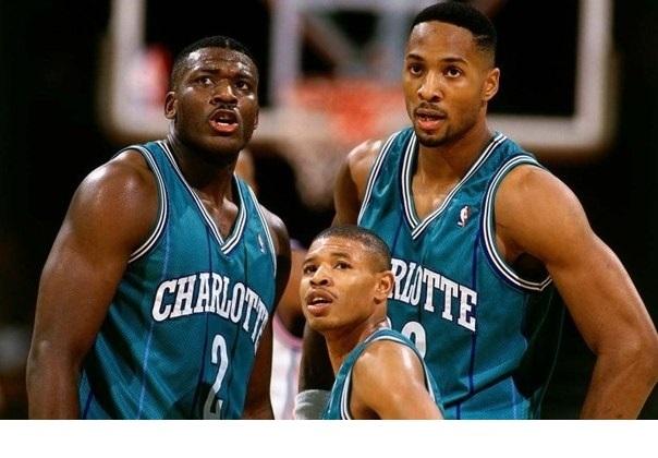 Самые маленькие баскетболисты