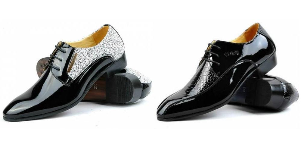 Лаковые ботинки: с чем носить и куда