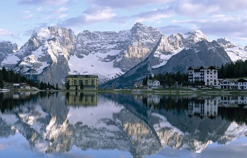 Альпийские склоны