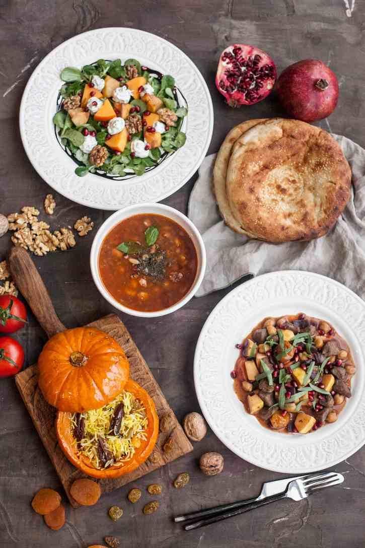 Zafferano: кулинарные фантазии на тему зимы