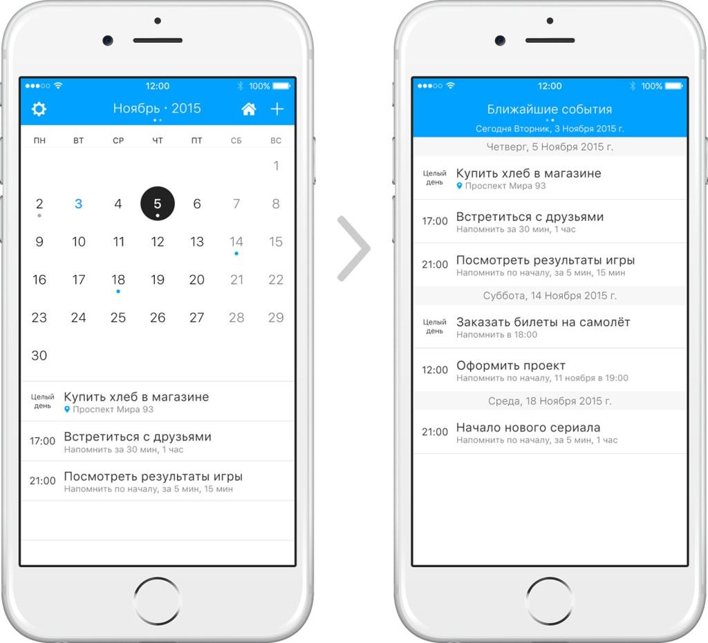 Timespot — полезное предложение для смартфона