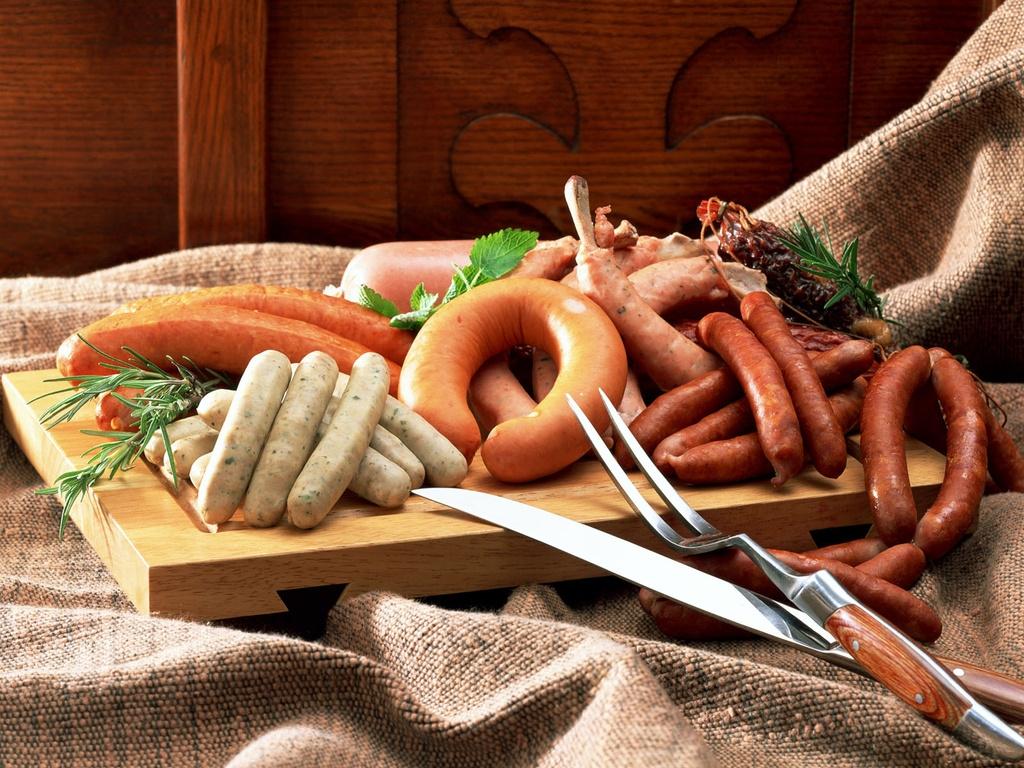 Даже хорошая колбаса – это колбаса