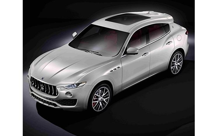 Maserati интригует своим первым кроссовером