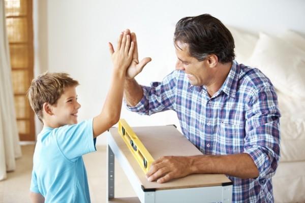 Как воспитать сына?