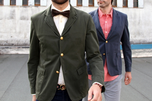 Блейзер: главная замена пиджаку
