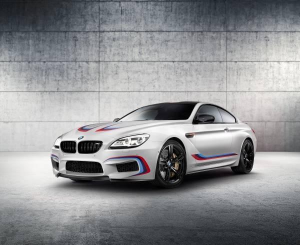 Новый BMW M6 Competition Edition доступен для заказа в России