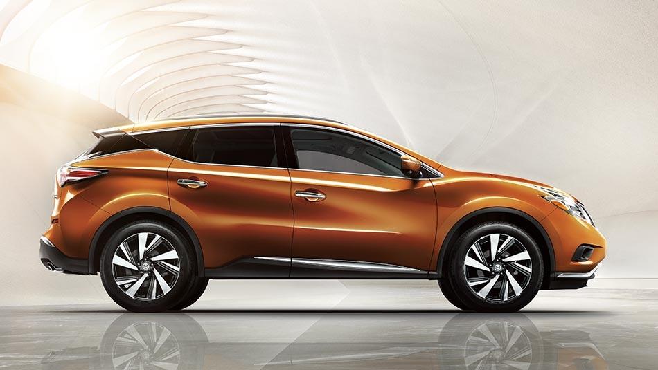 Презентация Nissan Murano