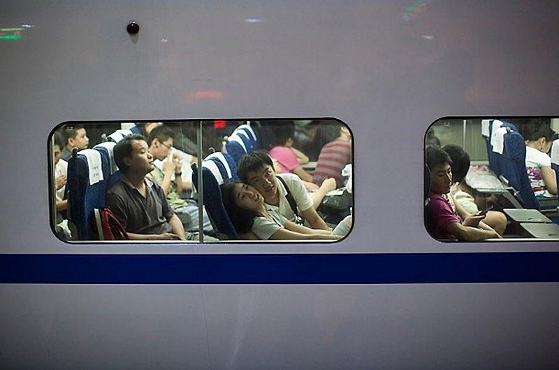 В Швейцарии запустят поезда для китайцев