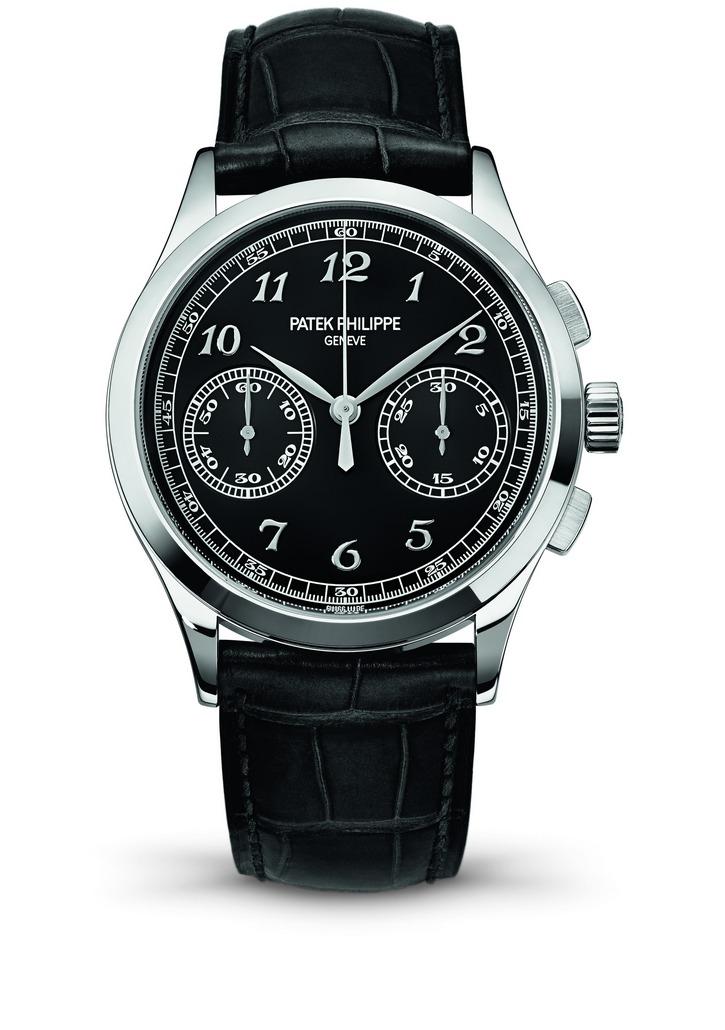 Новые часы от Patek Philippe