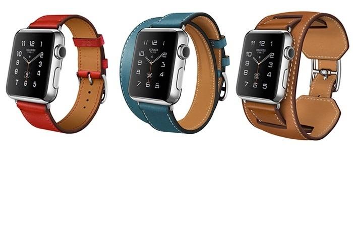Apple в бутиках Hermès