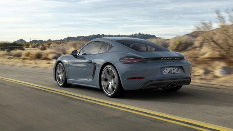Porsche 718 Cayman можно будет приобрести