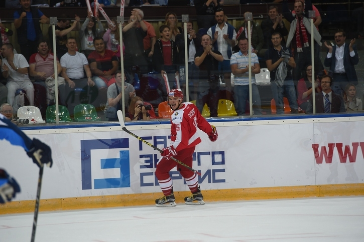 Максим Потапов: «После игр не могу заснуть до 4 утра»