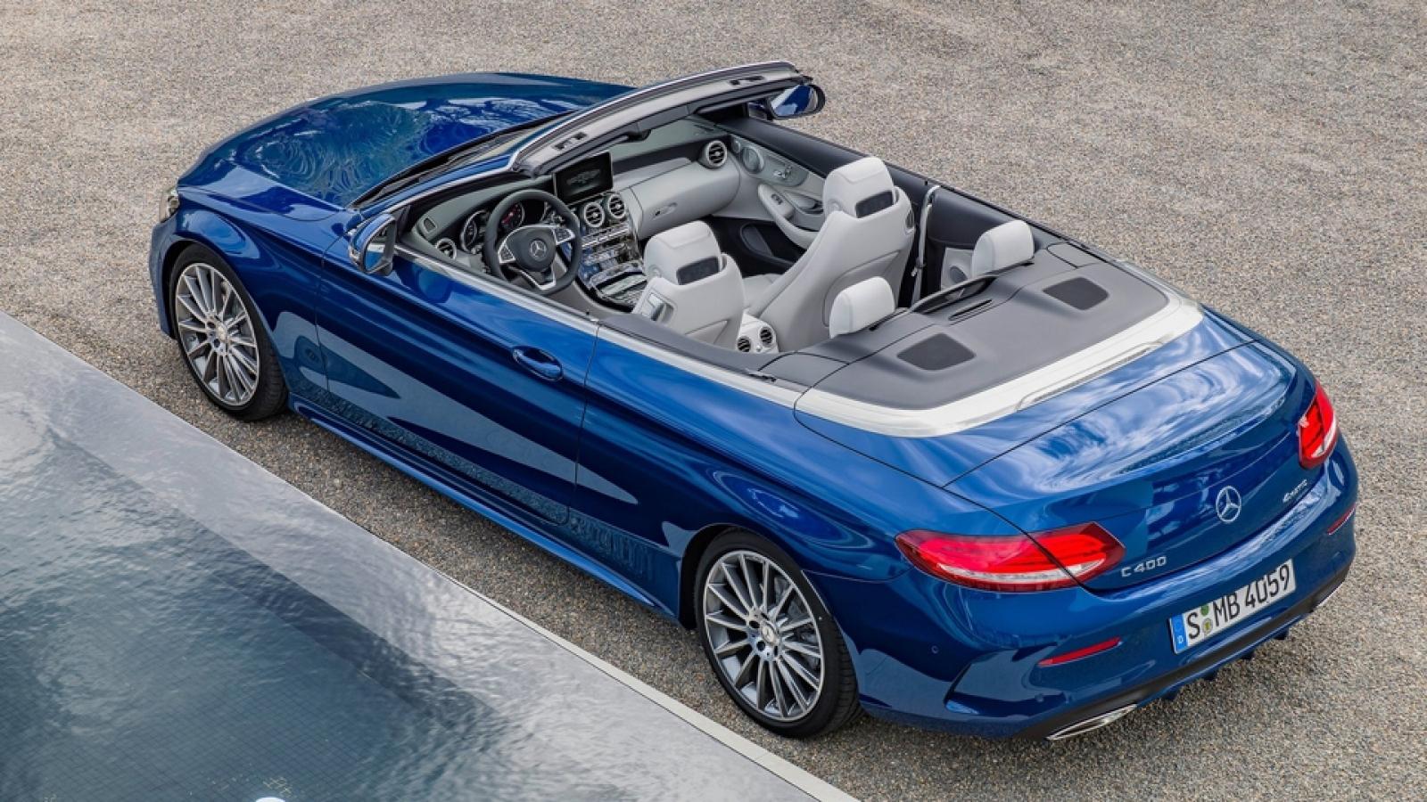 Mercedes-Benz теперь «открыт»