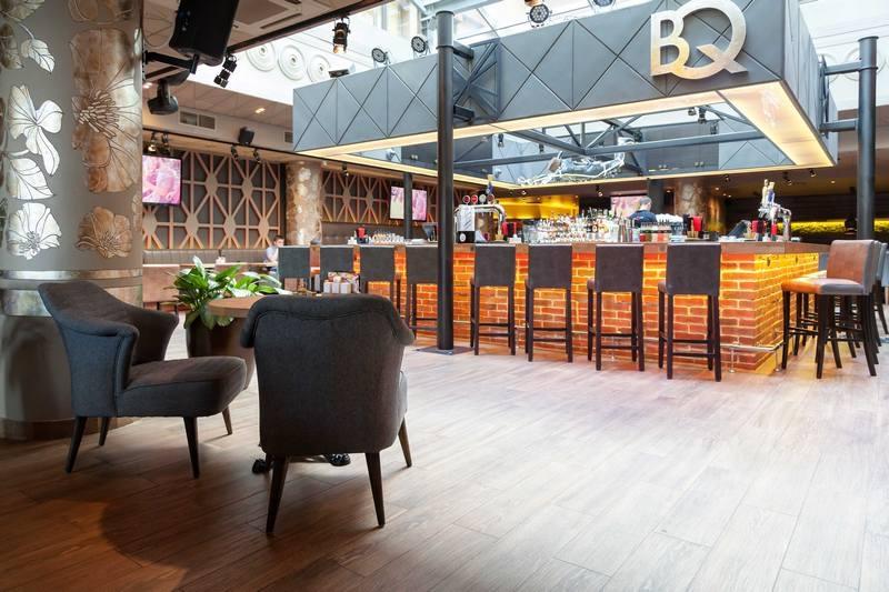 Bar BQ Cafе