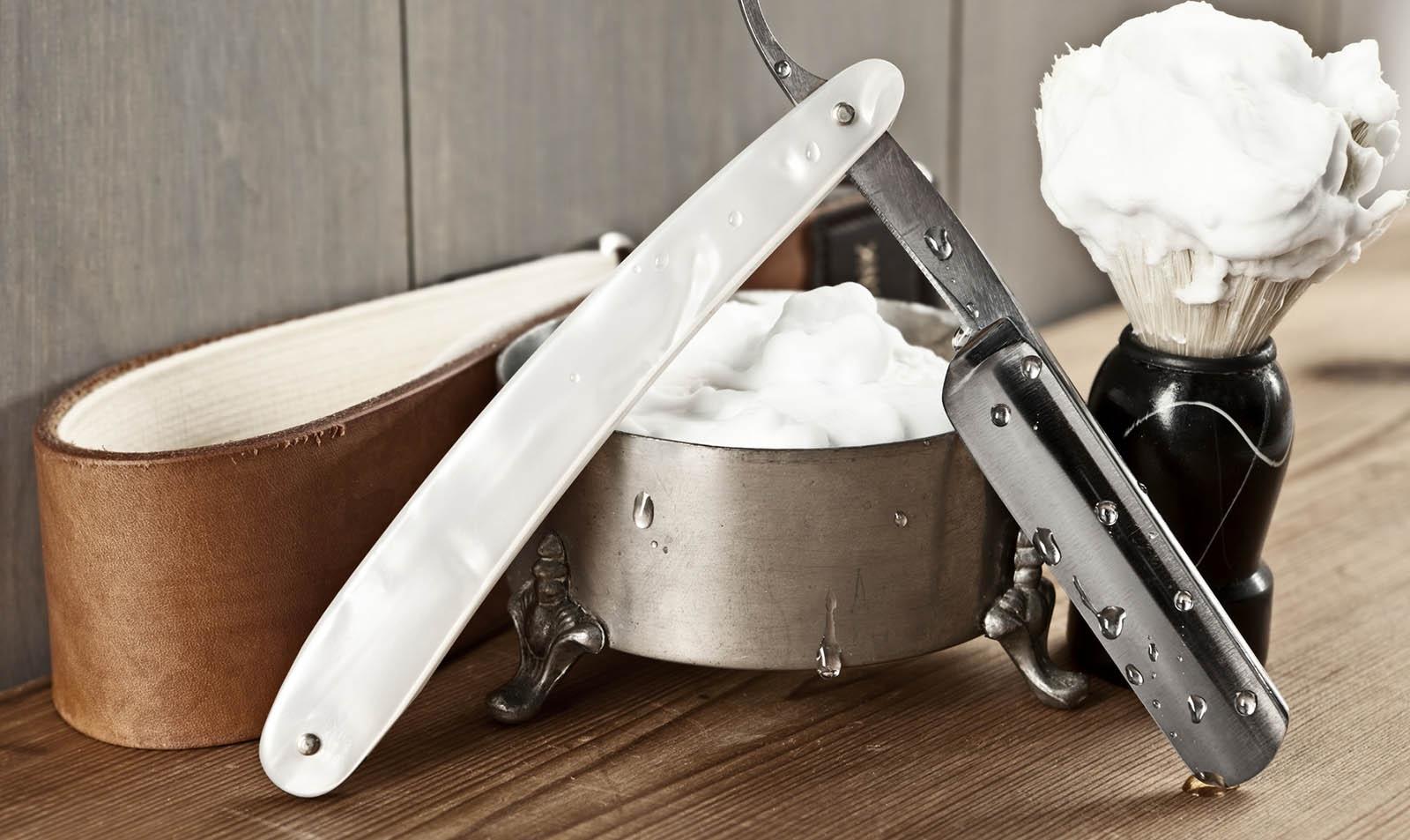 Как получать удовольствие от бритья?