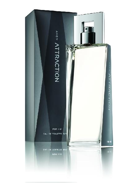 Новый аромат Avon Attraction