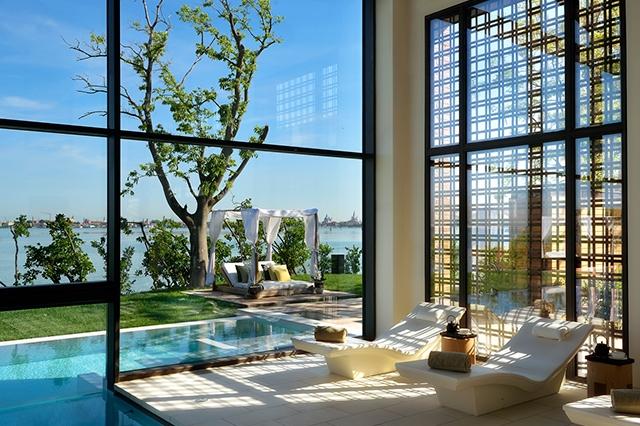 Недалеко от Венеции открылся отель JW Mariott Venice Resort&Spa