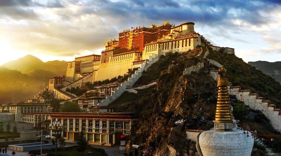 Попасть в Тибет