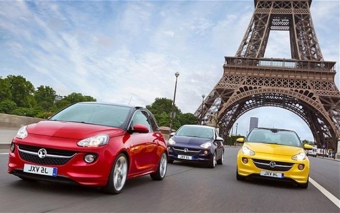 Во имя экологии: ограничения для старых машин в Париже