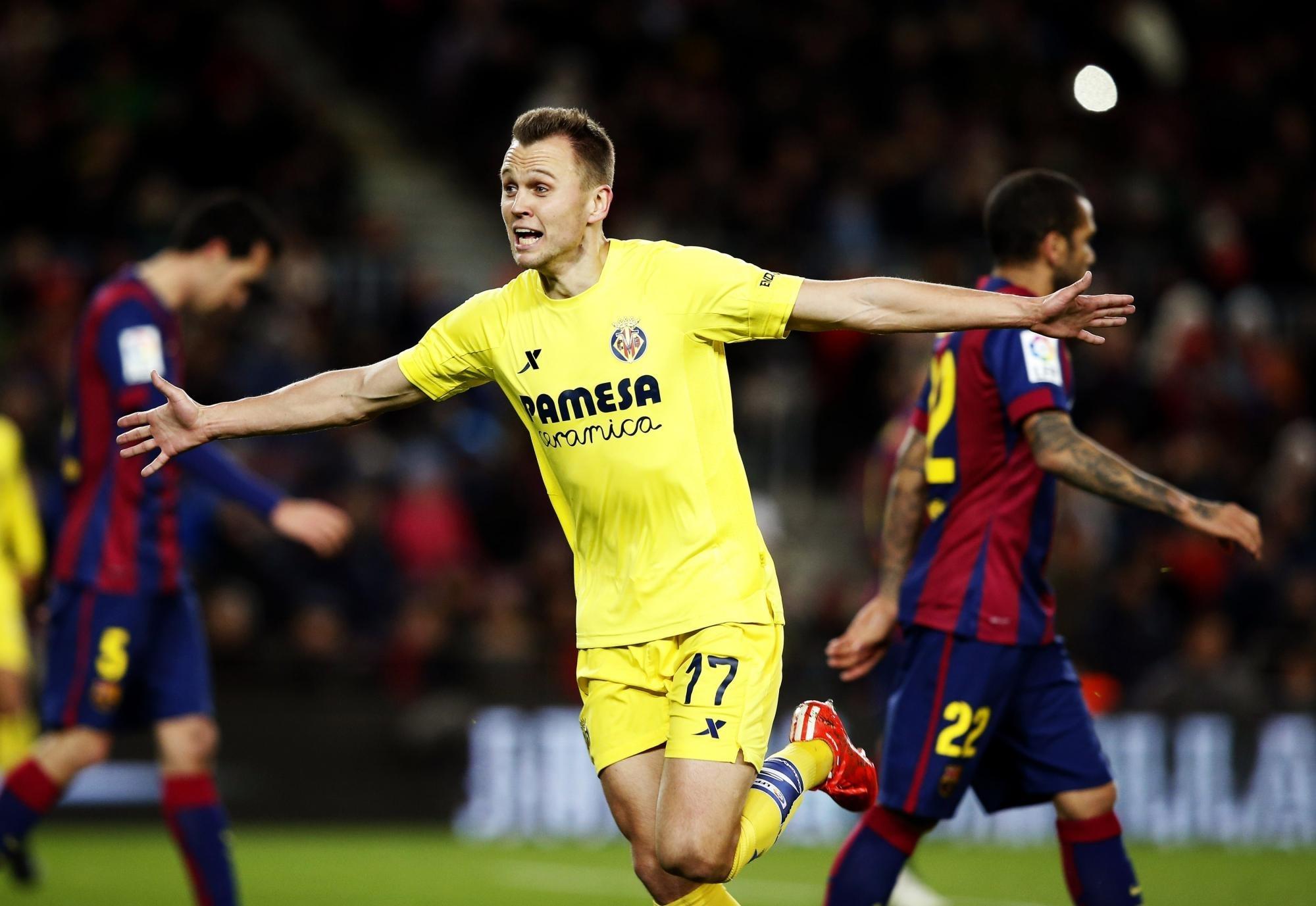 Денис Черышев – счастливый футбольный билет?