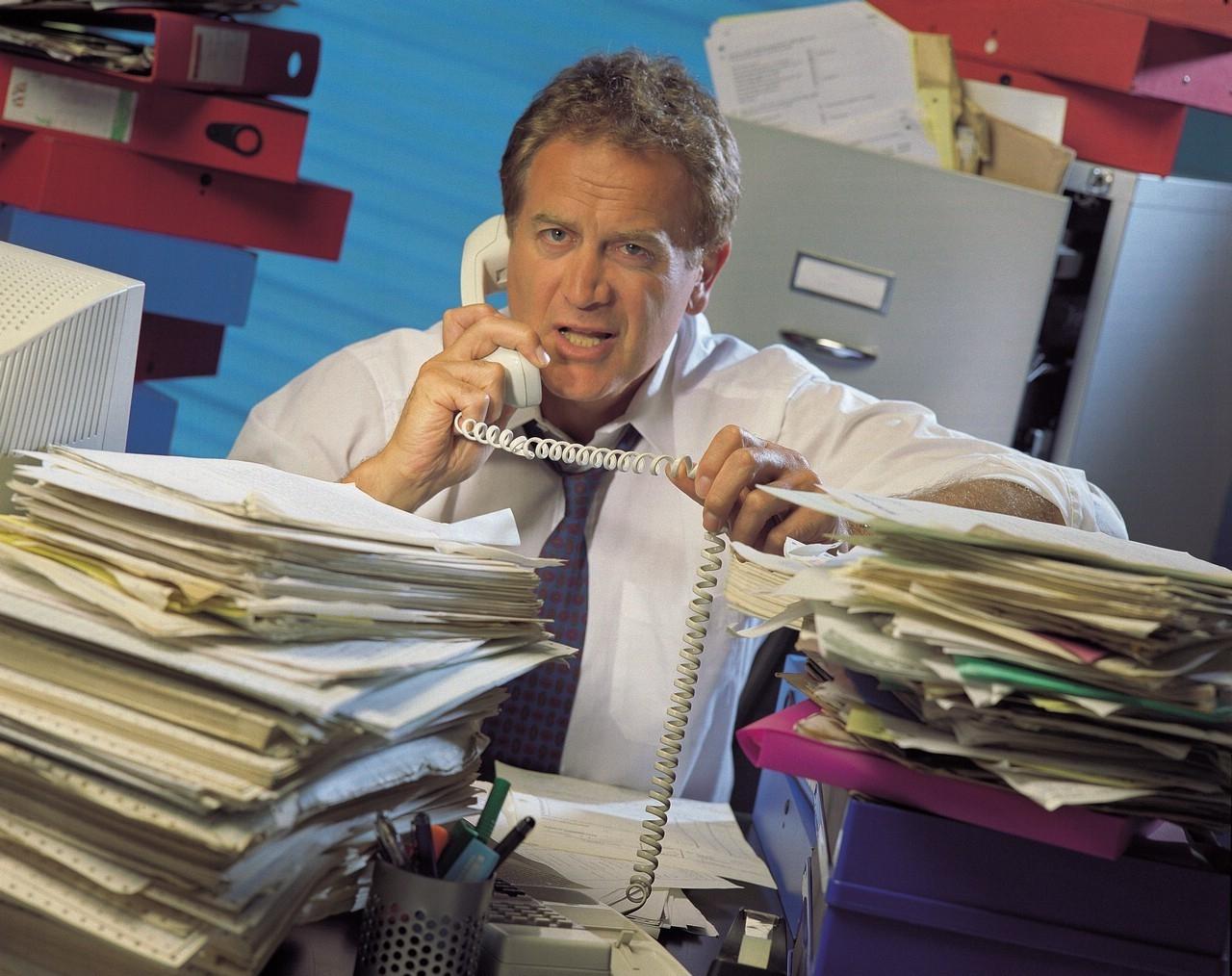 Самодовольный трудоголик, или механизм долгожительства