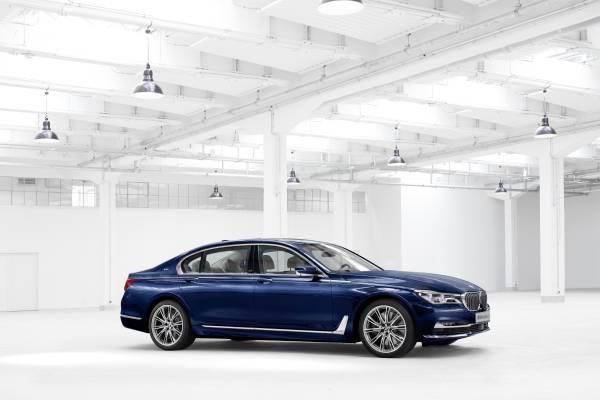 Юбилейный BMW Individual 750Li xDrive THE NEXT100 YEARS доступен для заказа в России