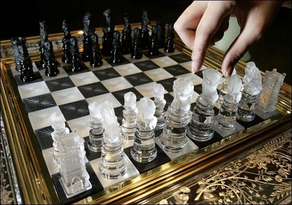 Шахматы и спорт?