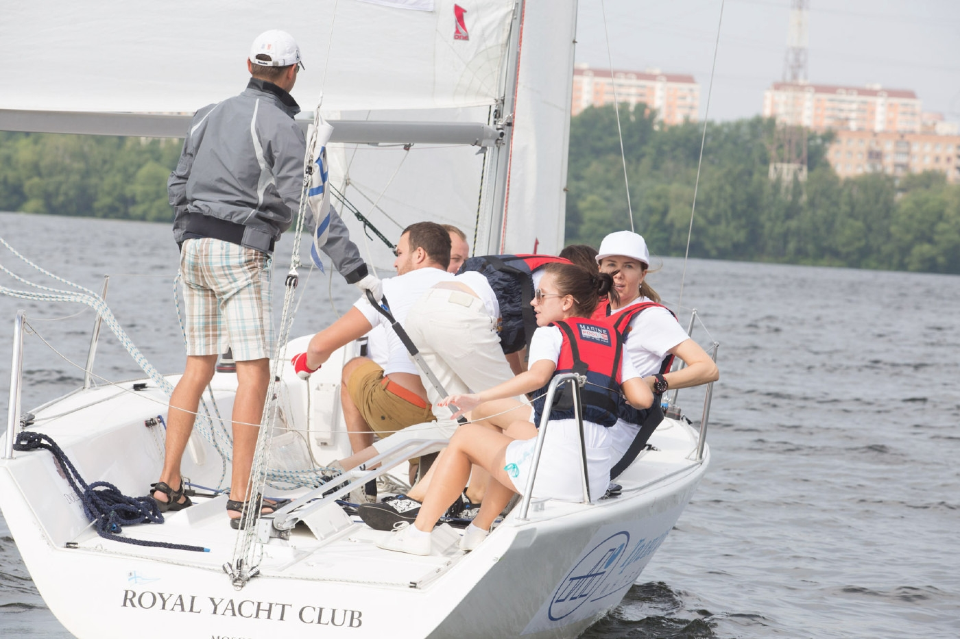 В Royal Yacht Club пройдет  звездная «The Beauty Regatta»