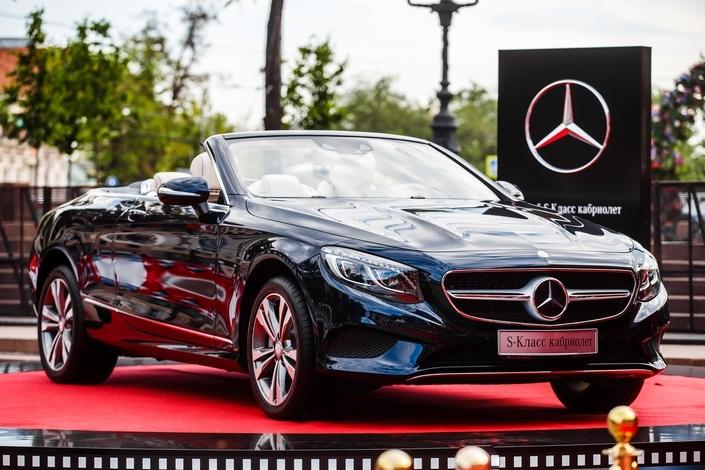 Автомобили мечты и Фабрика грез