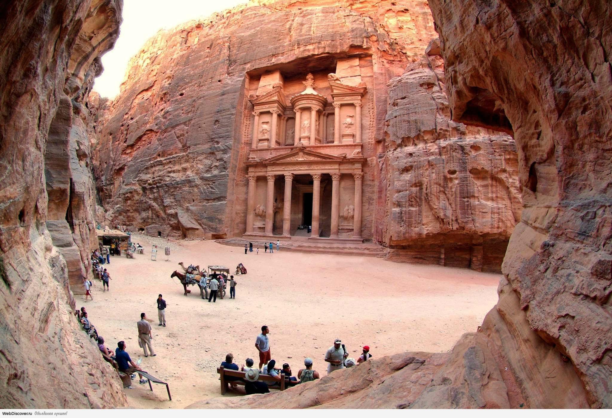 Многоликая Иордания