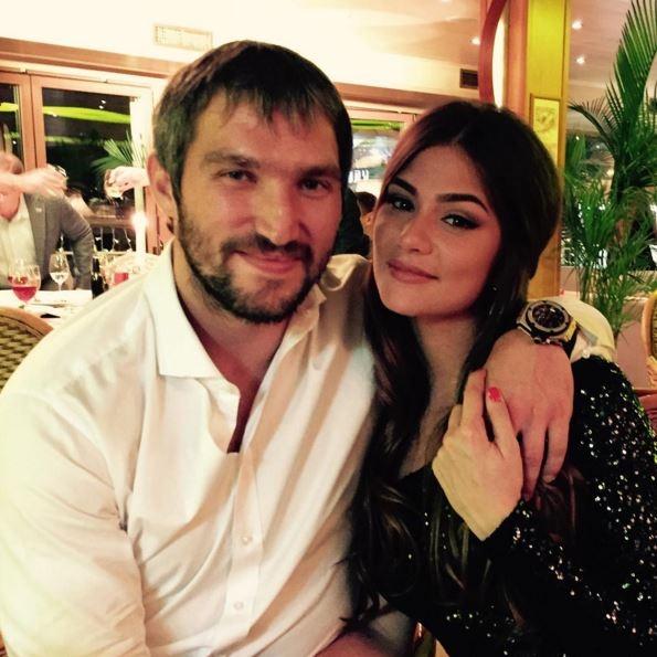 Свадьбе быть! Александр Овечкин и Анастасия Шубская женятся!