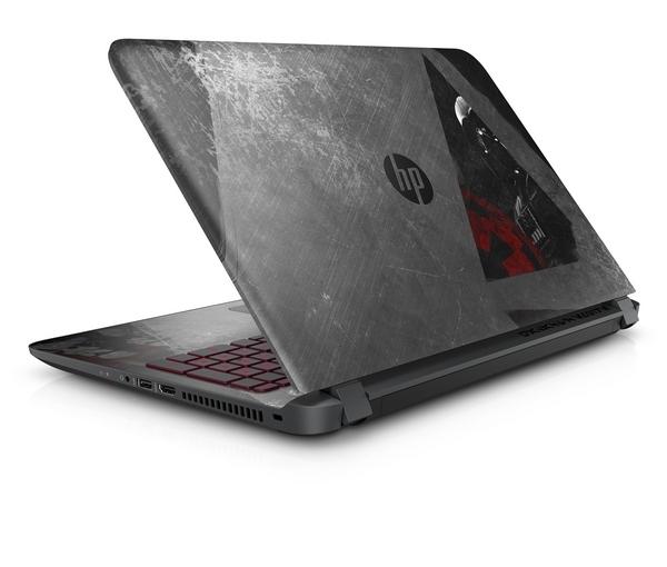 HP выпускает ноутбук Star Wars