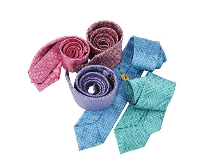 Коллекция галстуков весна-лето 2016 от Uomo Collezioni