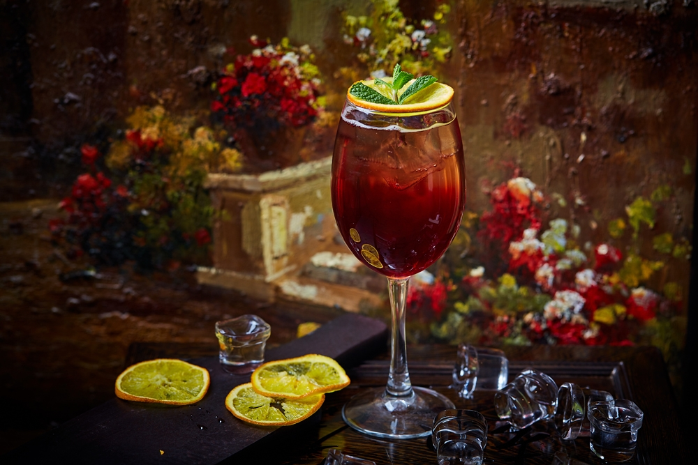 Весенние напитки в «Рукколе»