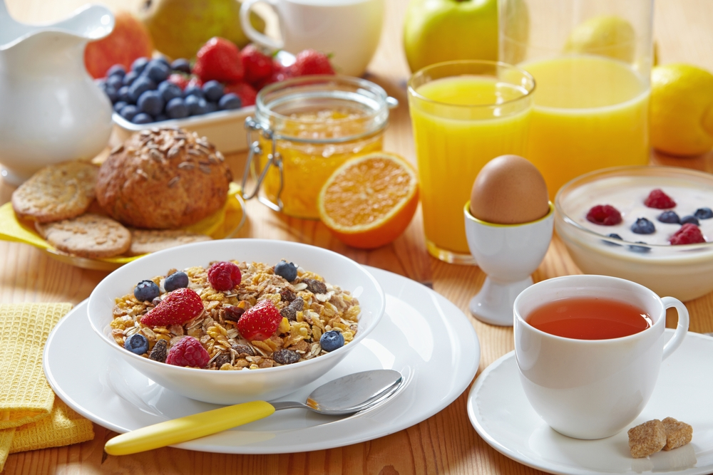Что выбрать на завтрак?