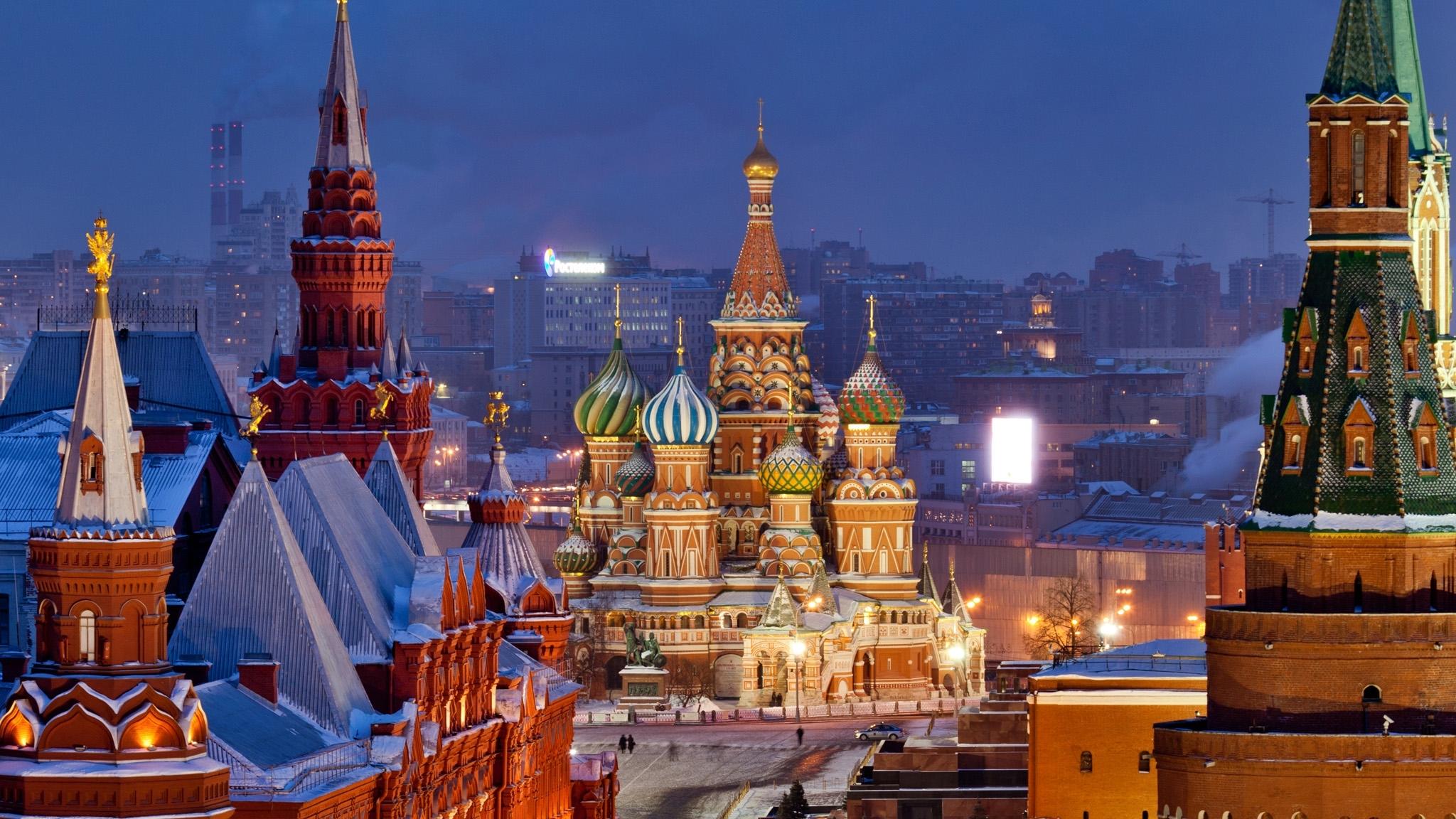 Москва стала одним из самых популярных городов по версии туристов в Instagram