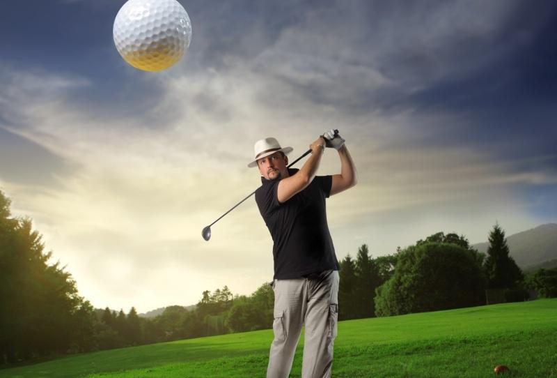 Как поиграть гольф «простому смертному»?
