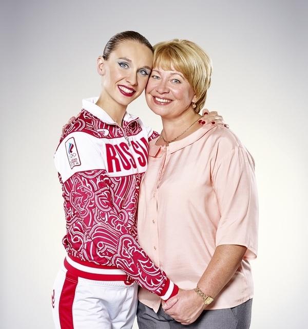 Наталья Ищенко и ее мама присоединяются к кампании P&G «Спасибо, мама!»