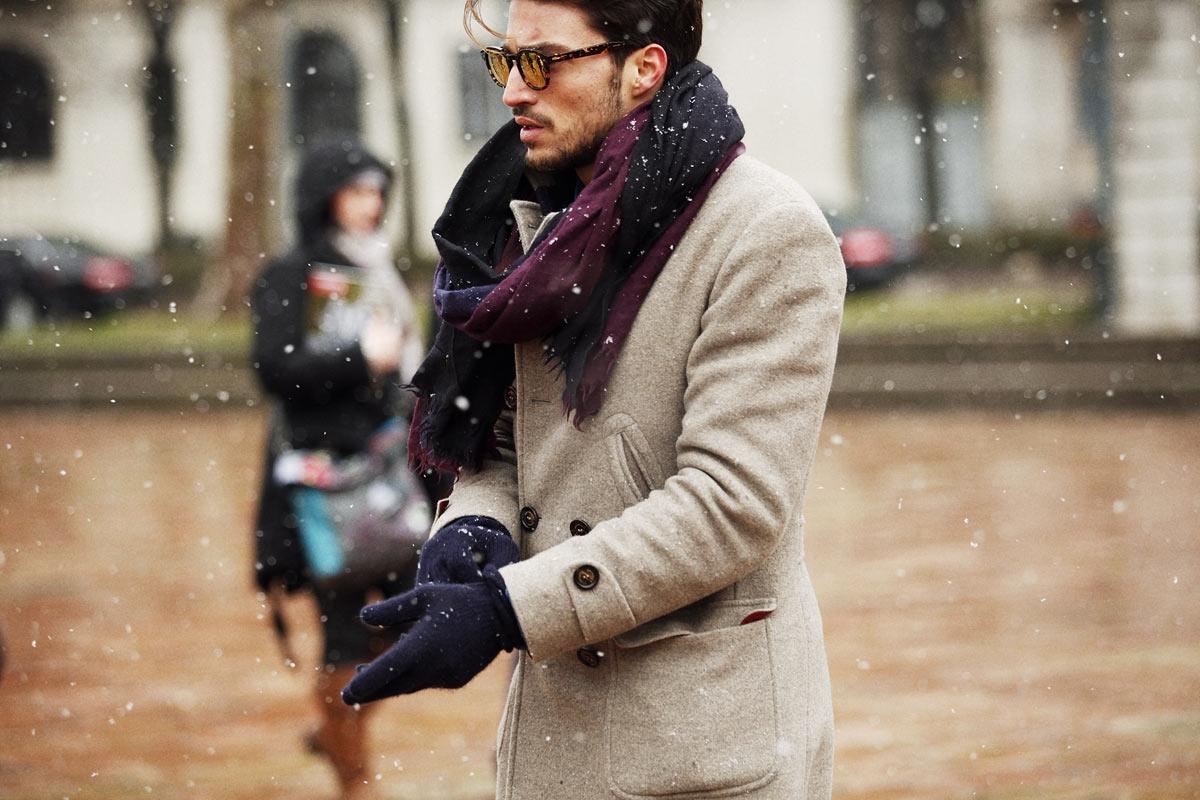 Сохраняя стиль и тепло