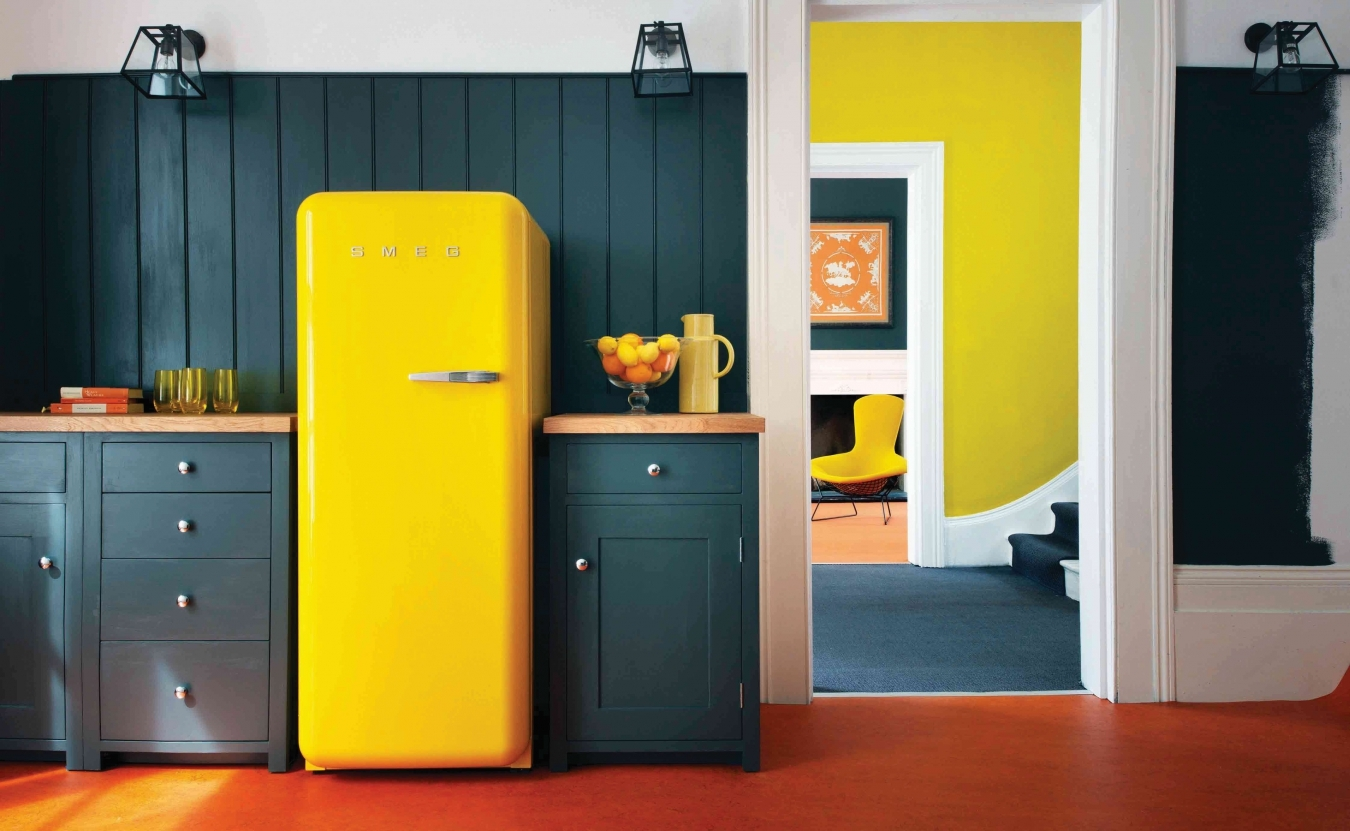 Холодильники в ретростиле