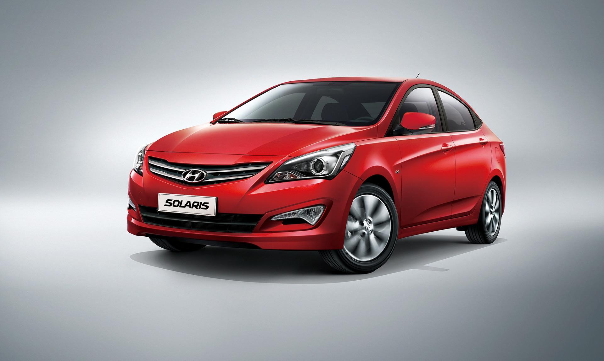 Hyundai Solaris на пике популярности