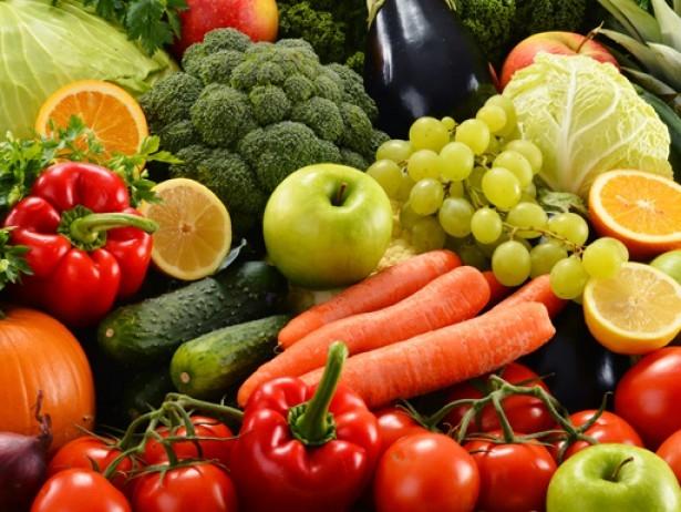 Миф о сырых овощах и фруктах