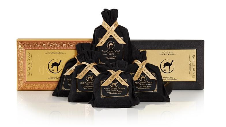 На мыло: уход с верблюжьим молоком