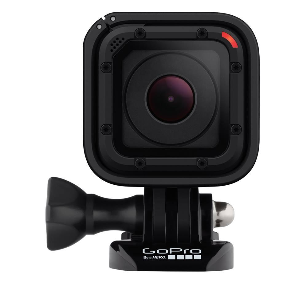 GoPro анонсирует выход HERO4 Session: самой маленькой, легкой и удобной GoPro