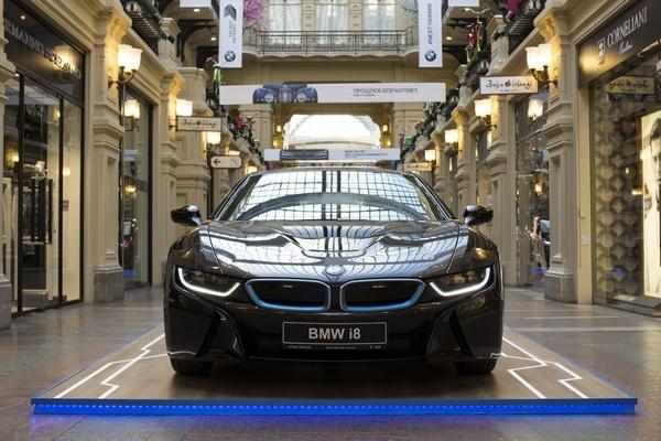 BMW Group Россия открыла уникальную экспозицию в честь векового юбилея бренда