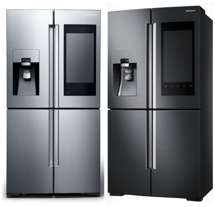 «Умный» холодильник