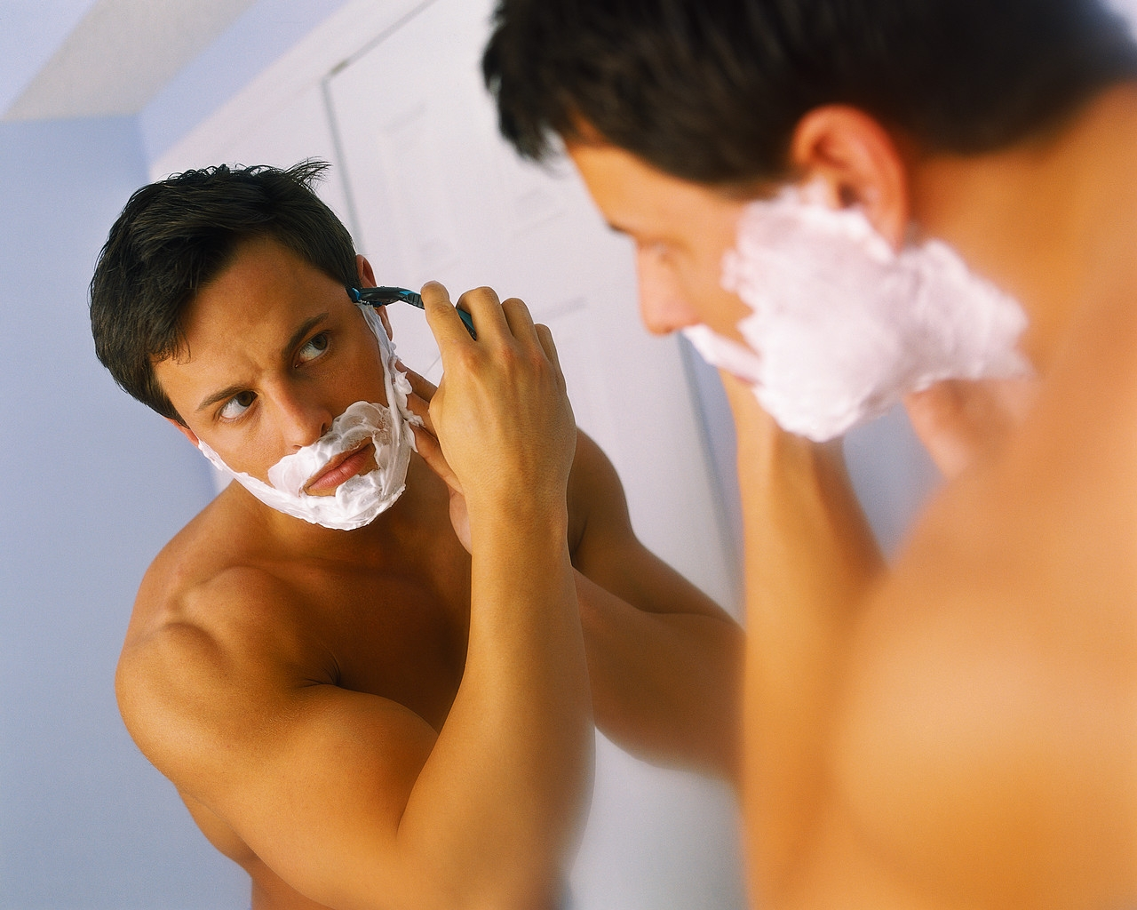 Как бороться с раздражением после бритья